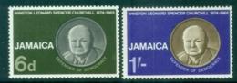 Jamaica 1966 Winston Churchill MLH - Jamaica (1962-...)
