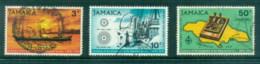 Jamaica 1970 Telegraph Service Cent. FU - Jamaica (1962-...)