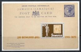 Jamaica 1979 Rowland Hill MS MUH - Jamaica (1962-...)