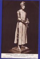 Jeanne D'arc Reims Statue De P D'épinay (Très Très Bon état) é253) - History