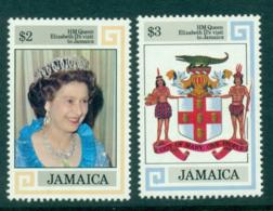 Jamaica 1983 Royal Visit MUH Lot30250 - Jamaica (1962-...)