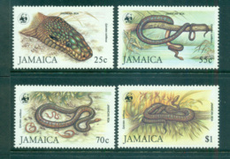 Jamaica 1984 WWF Jamaican Boa MUH Lot64057 - Jamaica (1962-...)