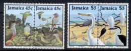 Jamaica 1988 Birds Prs. MUH - Jamaica (1962-...)