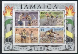 Jamaica 1988 Summer Olympics, Seoul MS MUH - Jamaica (1962-...)