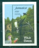 Jamaica 1995 Birds, Streamertail MS MUH - Jamaica (1962-...)