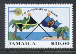 Jamaica 1998 CARICOM MUH - Jamaica (1962-...)