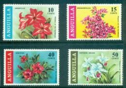 Anguilla 1969 Flowers MUH - Anguilla (1968-...)