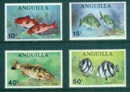 Anguilla 1969 Marine Life Fish MUH - Anguilla (1968-...)