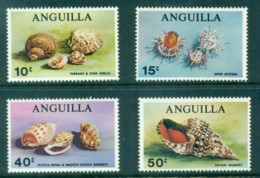 Anguilla 1969 Sea Shells MUH - Anguilla (1968-...)