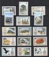 Anguilla 1972-75 Pictorials, Island Views To $5 MUH - Anguilla (1968-...)