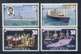 Anguilla 1977 QEII Silver Jubilee MUH - Anguilla (1968-...)