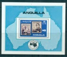 Anguilla 1984 AUSIPEX '84 MS MUH - Anguilla (1968-...)