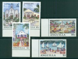 Anguilla 1992 Easter MUH Lot81028 - Anguilla (1968-...)