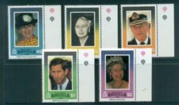 Anguilla 1994 Royal Visits MUH Lot81039 - Anguilla (1968-...)