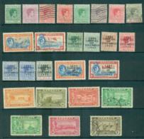 Bahamas 1938-50s KGVI Assorted Oddments(faults) MH/FU Lot68163 - Bahamas (1973-...)