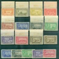 Bahamas 1948 KGVI Pictorials Asst MLH/FU Lot79238 - Bahamas (1973-...)