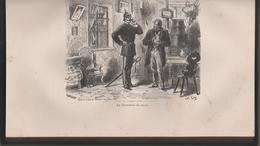 MILITARIA GUERRE DE 1870, SOUVENIR D UN JEUNE FRANC TIREUR D EUGENE MULLER, ILLUSTREE PAR LIX, EDITION DELAGRAVE 1884 - Livres