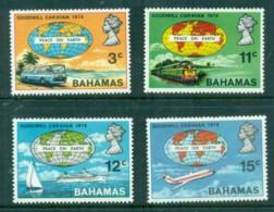 Bahamas 1970 Tourist Publicity MLH - Bahamas (1973-...)