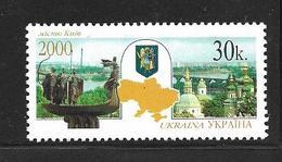 UKRAINE 2000 REGIONS UKRAINIENNES  YVERT N°383  NEUF MNH** - Ukraine