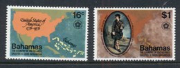 Bahamas 1976 American Bicentennial MUH - Bahamas (1973-...)
