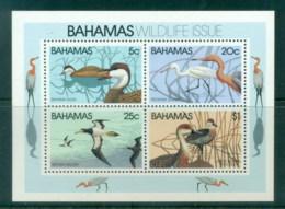 Bahamas 1981 Birds, Bahama Ducks MS MUH - Bahamas (1973-...)