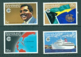 Bahamas 1983 Commonwealth Day MUH - Bahamas (1973-...)