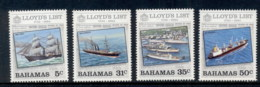 Bahamas 1984 Lloyd's List Ships MUH - Bahamas (1973-...)