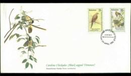 Bahamas 1985 Audubon Birds,  Franlkin Mint FDC Lot79658 - Bahamas (1973-...)