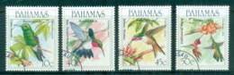 Bahamas 1989 Humming Birds CTO - Bahamas (1973-...)