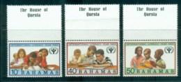 Bahamas 1990 Intl. Literacy Year MUH Lot81059 - Bahamas (1973-...)