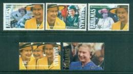 Bahamas 1992 QEII Royal Accession To Throne, 40th Anniversary MUH - Bahamas (1973-...)