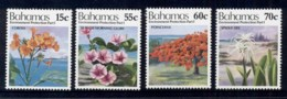 Bahamas 1993 Environmental Protection, Wild Flowers MUH - Bahamas (1973-...)