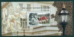 Bahamas 1999 Queen Mother's Century, Royalty MS MUH - Bahamas (1973-...)
