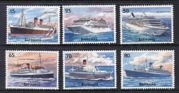 Bahamas 2004 Merchant Ships MUH - Bahamas (1973-...)