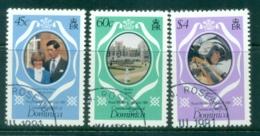 Dominica 1981 Royal Wedding, Charles & Diana CTO - Dominica (1978-...)