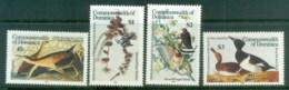 Dominica 1985 Audubon Birds MUH - Dominica (1978-...)