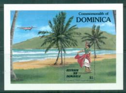 Dominica 1988 Reunion '88 Tourism Campaign MS MUH - Dominica (1978-...)