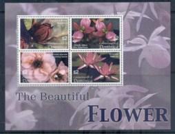 Dominica 2005 Flowers MS MUH - Dominica (1978-...)