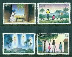Nevis 1983 Xmas MUH - St.Kitts-et-Nevis ( 1983-...)