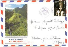 9565 - TARAVAO - French Polynesia