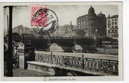 ESPAGNE - BILBAO - Arenal Y La Ria - 1934 (I18) - Vizcaya (Bilbao)