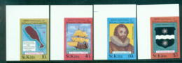 St Kitts 1985 Xmas IMPERF MUH Lot68624 - St.Kitts And Nevis ( 1983-...)