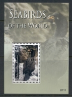St Kitts 2007 Seabirds Of The World MS MUH - St.Kitts And Nevis ( 1983-...)