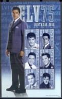 St Kitts 2010 Elvis Presley 75th Birthday MS MUH - St.Kitts And Nevis ( 1983-...)