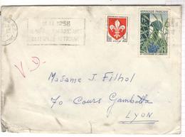 9578 - étiquette  RETARD DE DISTRIBUTION - Covers & Documents