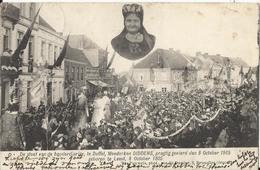 DUFFEL - De Stoet Van De Honderdjarige, Te Duffel, Moederken DIDDENS, Pragtig Gevierd Den 8 October 1905 (sic) - Duffel