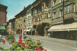 BOLZANO PIAZZA MUNICIPIO E VIA BOTTAI    (50) - Bolzano
