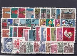Bundesrepublik, Kpl. Jahrgang1964, Gest. (K 3434) - [7] Federal Republic