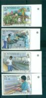 Montserrat 1985 Cotton Industry IMPERF MUH Lot68593 - Montserrat