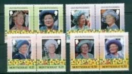 Montserrat 1985 Queen Mother 85th Birthday SPECIMEN MUH - Montserrat